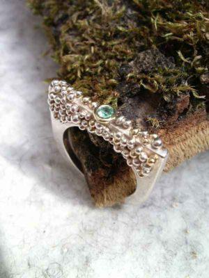 """Ring """"Hufeisen"""""""