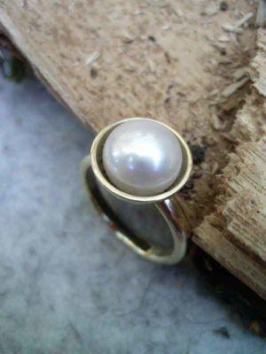 "Ring ""Calice"""