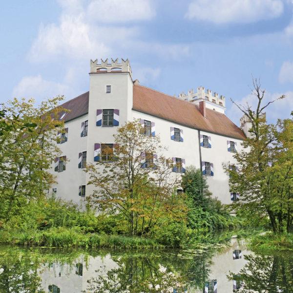 Wasserschloss Mariakirchen